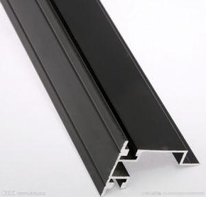 Los perfiles de aluminio extrusionado de aluminio y de construcción y decoración/industriales