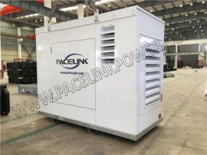 8 КВА на базе Yanmar бесшумный дизельный генератор/Генераторная установка с маркировкой CE/ISO