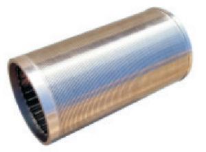 Tpo água para dentro do filtro de tambor
