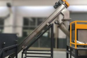 Machine om de Plastic Fles van het Huisdier/ElektroHuisvesting Te recycleren en Schoon te maken