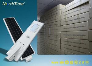 Indicatori luminosi solari della via LED di energia ricaricabile di Sun con la batteria di litio