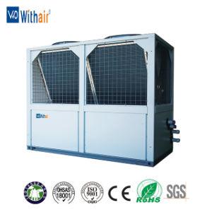 De commerciële Water van het van de Bron lucht van de Omschakelaar van het Gebruik Verwarmer Van de Warmtepomp