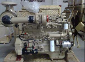 351kw de DrijfDieselmotor Nta855-P470 van de Pomp van de Waterkoeling Cummins