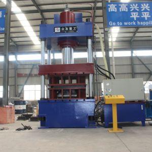 315 тонн колеса Барроу гидравлический металлические формирования нажмите машины