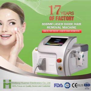 Portable 808nm Salon de beauté de l'équipement Diode Laser de l'Epilation Permanente machine médicale (TUV medical CE&510K) de la FDA