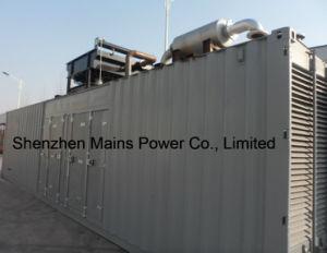 500kVA Cummins intossicano il generatore del biogas del generatore del gas naturale del generatore