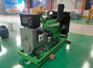 Generatore del biogas di potere Rated 500kw con il raffreddamento ad acqua di circolazione
