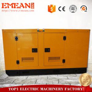 generatori diesel silenziosi di CA 1/3phase di 20kw 25kVA