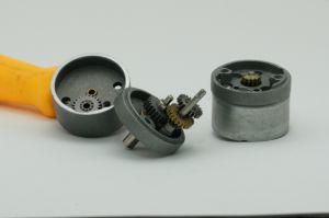 La CC ha ridotto il creatore di caffè elettrico innestato del distributore automatico del motore dell'attrezzo planetario del dente cilindrico