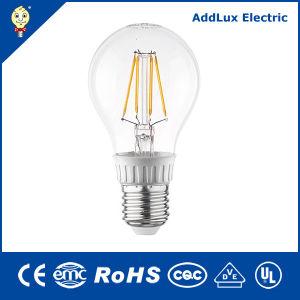 Melhor fábrica Distribuidor Wholesales marcação UL SASO E14 B22 E27 5W LED de filamento de lâmpada de luz com a Energy Star fabricados na China para Home & Business Iluminação Exterior