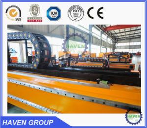Tisch-Art-Plasma CNC-CNCDG-2000 und Flamme-Ausschnitt-Maschine