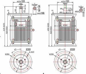 10kw 300rpm de Verticale Generator Met lage snelheid van de Macht van de Wind