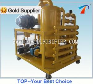 Moins de puissance de la consommation de filtre à huile de transformateur utilisé la machine (ZYD)