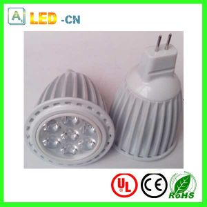 Hohe Leistung LED Lighting Bulb MR16 7*1W