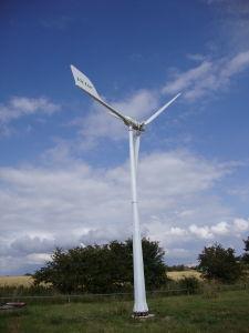 Sistema di generatore della galleria del vento di alta efficienza