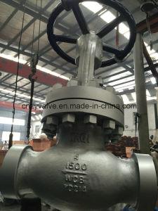 高圧4  Class1500 Swの炭素鋼の地球弁(J61Y-1500LB-4)