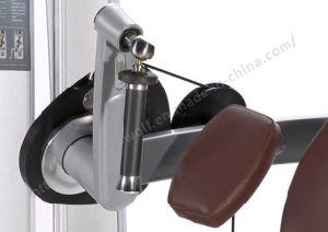 Premium оборудование для фитнеса для удобства в приседе / Sit-up (#7357)