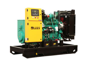 22kVA fase 3 50Hz, 1500rpm gerador diesel Arrefecidos a água
