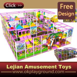 Prix concurrentiel en nous Terrain de jeux intérieur pour l'Amusement Park