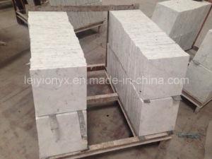 Mattonelle di marmo bianche italiane di Carrara per la lastra sottile da vendere
