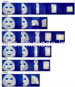 Máscara facial de la máquina de embalaje