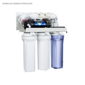 75g ro le filtre à eau avec élément de filtre transparente