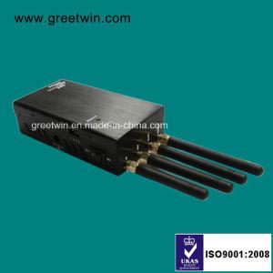 De mini 3G Draagbare Stoorzender van het Signaal (GW-JN4)