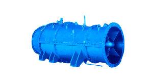 Slqgl Serien-versenkbarer Wechselstrom Pump-Sanlian/Kubota