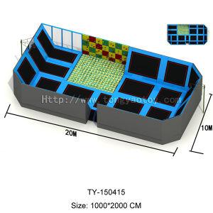 Novo Design trampolim barato (TY-150415)