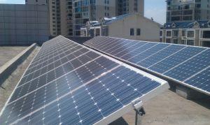 100-500квт солнечных фотоэлектрических электростанции (солнечной электростанции)