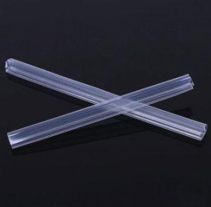 D-forma tiras de PVC Baño Ducha Tira de sellado de la puerta de la pantalla