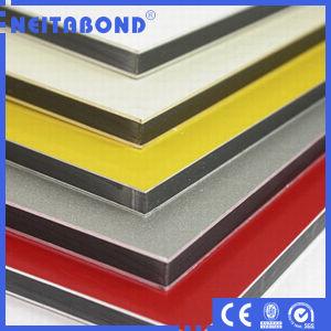 Comitato composito di alluminio del rivestimento di PVDF per rivestimento esterno