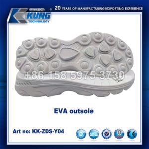 スポーツの靴のために唯一値EVA+Rbのテニスシューズ