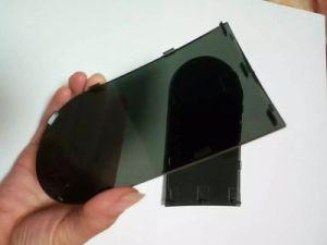 CNC di precisione che lavora le parti alla macchina di plastica trasparenti mezze