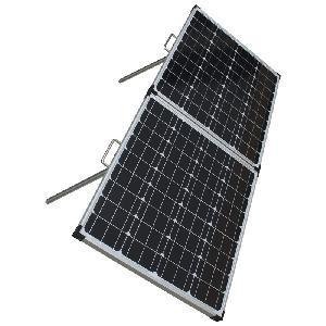 Panel solar portátil plegado 200W para camping