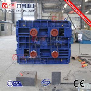 Macchina per la frantumazione tagliata pietra della macchina d'estrazione del frantoio a cilindro quattro