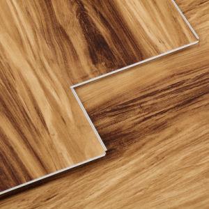100% resistente al agua y suelos de Spc antideslizante Plástico de PVC de 4mm piso de vinilo
