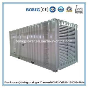Type de silencieux Weichai 1000kVA Groupe électrogène diesel de la marque