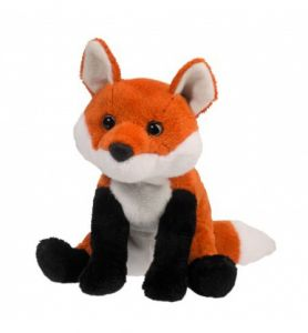 Giocattolo della peluche di Fox farcito abitudine