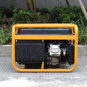 バイソン((e) 2.8kw 2.8kVA中国) BS3500uの銅線のElectircの開始の世帯の携帯用単一フェーズの発電機の価格