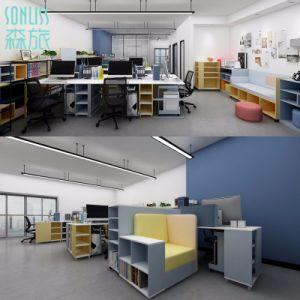 Unique moderno mobiliário para escritório personalizados Project