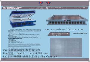 Molde de ladrilhos de cerâmica para Kd Pressione 16008