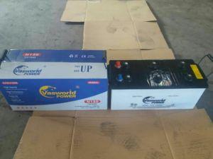 N100 12V100Ah batería de coche de carga seca para la carretilla
