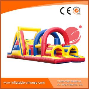Fascinant parcours à obstacles gonflables durables défi (T8-104)