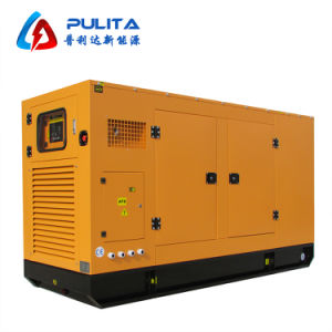 Бесшумный генератор цена с двигателями Perkins /дизельного двигателя Cummins
