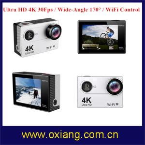 Câmara Desporto WiFi 4k 170 Graus Desporto Câmara de acção