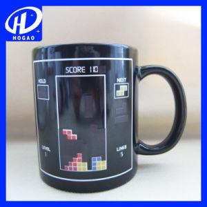 陶磁器カラー変更のコーヒーカップの高品質3Dの昇華マグ