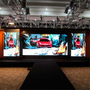 Taux de rafraîchissement élevé P3.91 l'intérieur de la publicité pleine couleur Affichage LED de location