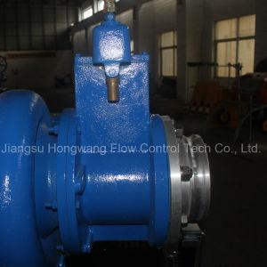 Motor diesel o de elevación eléctrica de la bomba de succión de agua para la deshidratación de la acuicultura