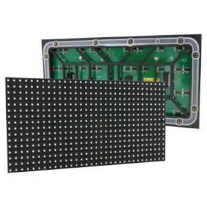 Intense luminosité polychrome extérieur de SMD IP65 P10 annonçant l'étalage de module de DEL